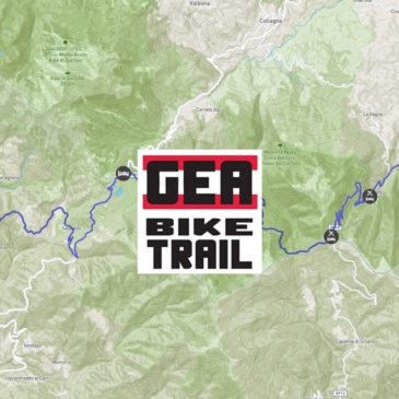 Gea Bike Trail: la web-map ufficiale