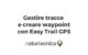 easy trails gps naturtecnica