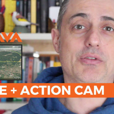 Strava Relive: integrazione video con action cam!